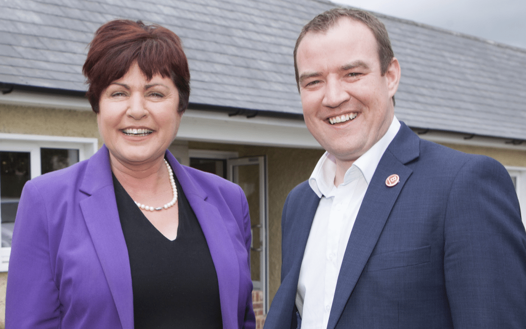 Irish Social Enterprise Network Welcomes New Minister for Social Enterprise Ann Phelan TD