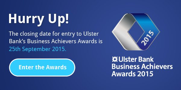 Closing Date for the Business Achievement Awards