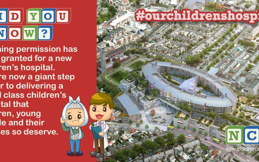 New Children's Hospital & Social Enterprise