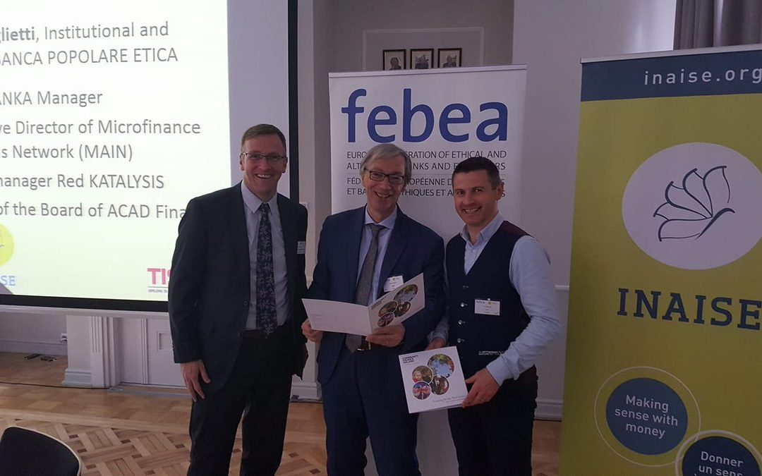 Community Finance Ireland Become FEBEA Members