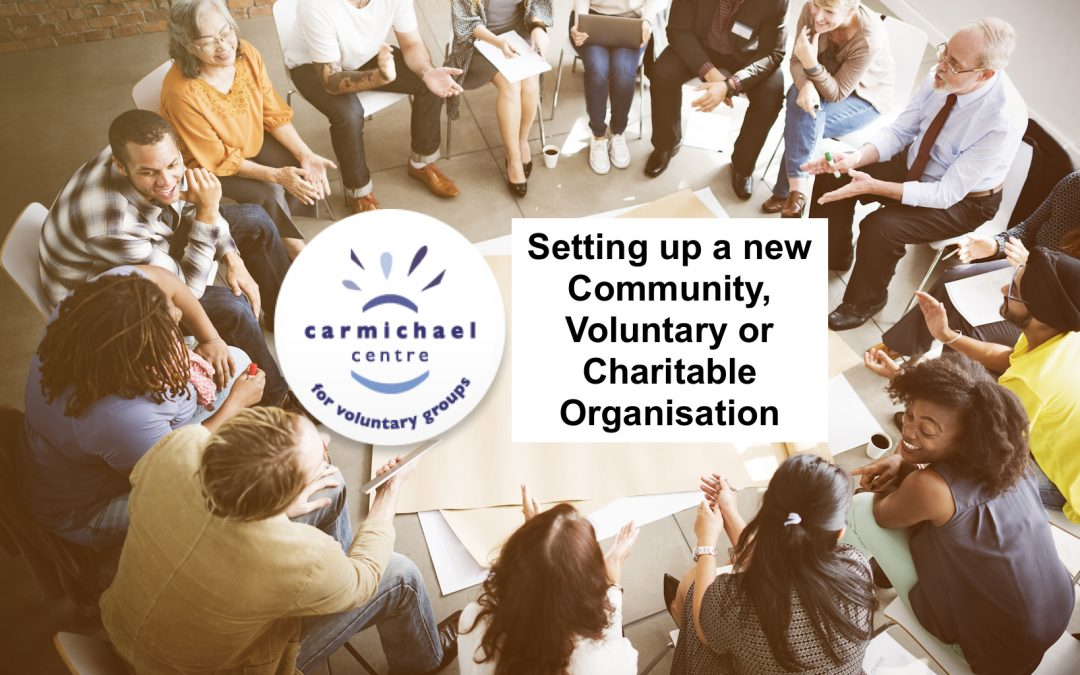 Setting up a new Social Enterprise or Charitable Organisation