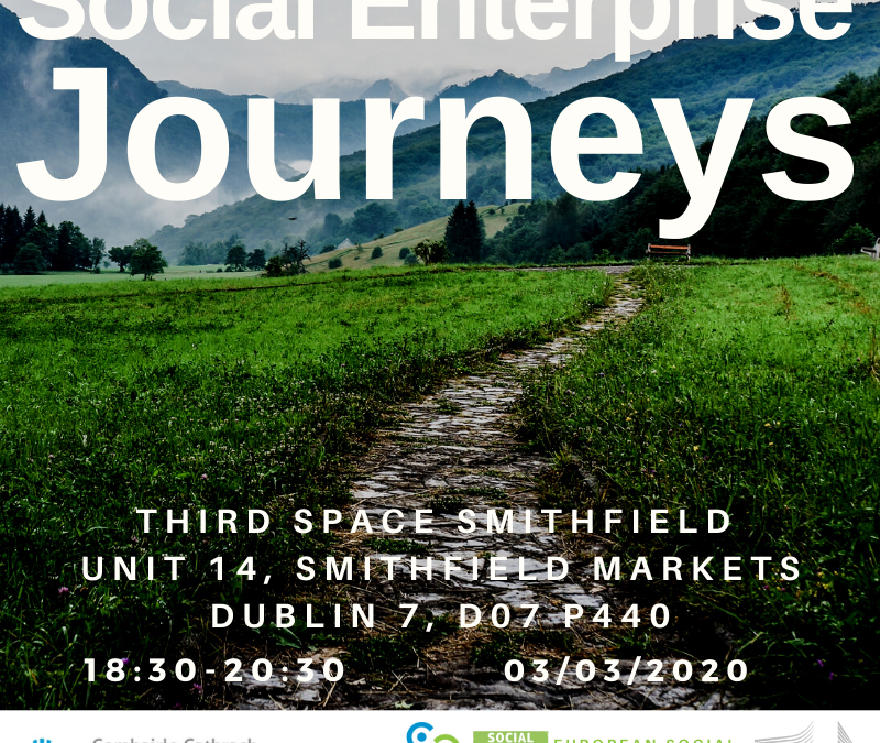 Social Enterprises Journeys – Dublin City Council