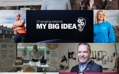 My Big Idea: Social Entrepreneurs Ireland RTE Series
