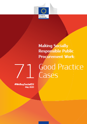 Making socially responsible public procurement work #WeBuySocialEU
