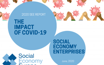 SEE Survey Results on the impact of COVID-19 on social economy enterprises & organisations now available!