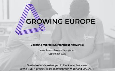 Boosting Migrant Entrepreneur Networks