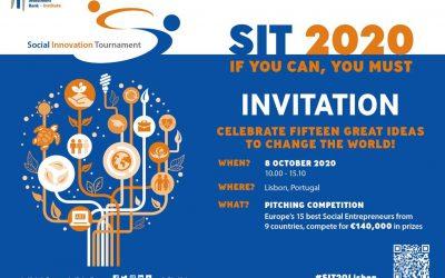 EIB SIT: Discover the 15 best European Social Entrepreneurs