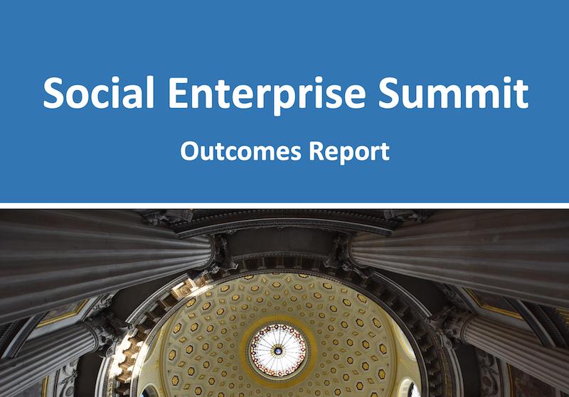 Social Enterprise Summit Dublin City Hall 16th October 2019