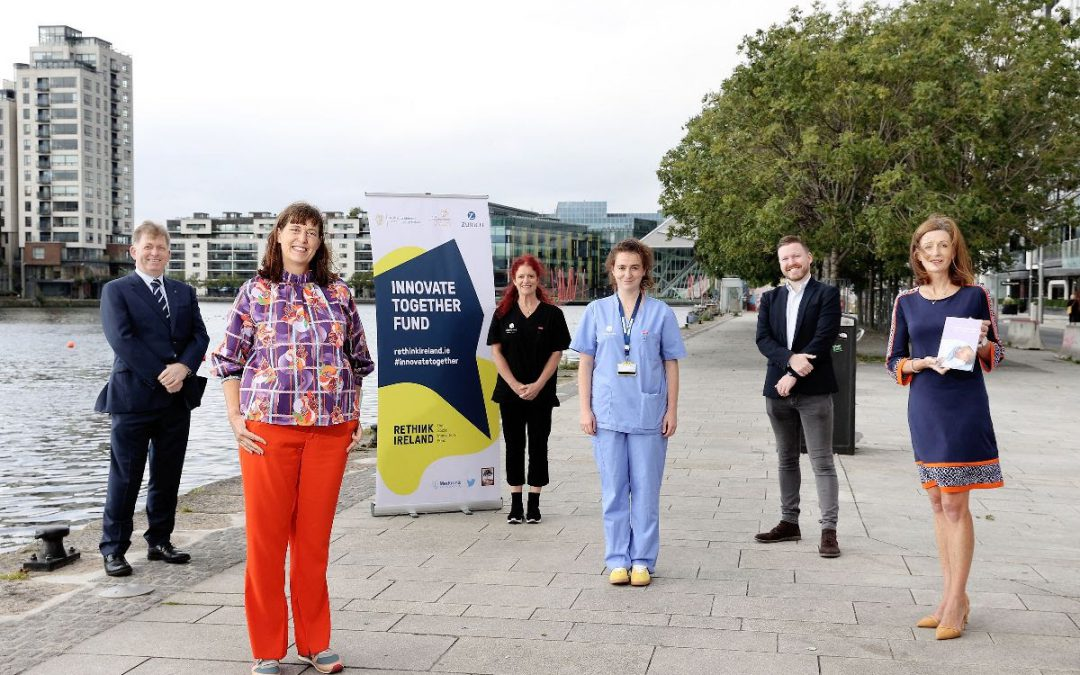 Rethink Ireland: Awardees of €5.6m Fund Announced