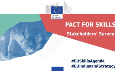 Pact for Skills EU Survey by 12th October 2020