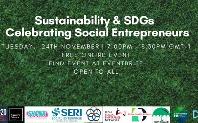 Sustainability & SDGs: Celebrating Social Entrepreneurs