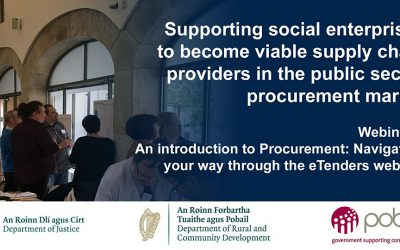 Procurement Training for Social Enterprise