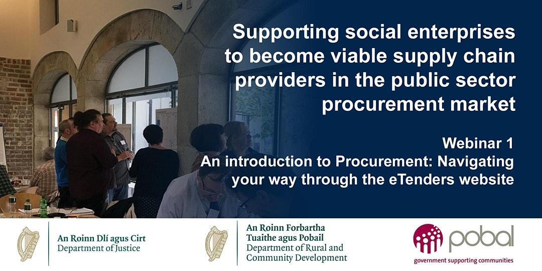 Procurement Training for Social Enterprise
