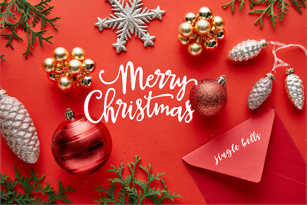 Merry Christmas and a Positive and Hopeful Happy New Year