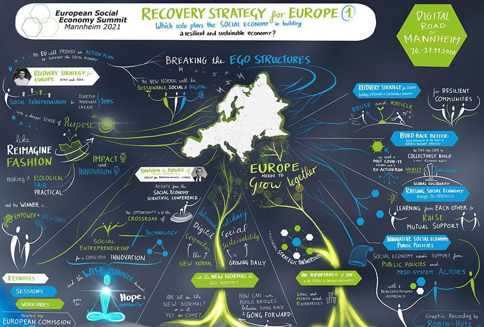 European Social Economy Summit RECAP: NOVEMBER #ROADMAP EVENT
