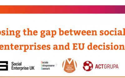 Euclid Network: Read the European Social Enterprise Monitor 2020-2021 Report