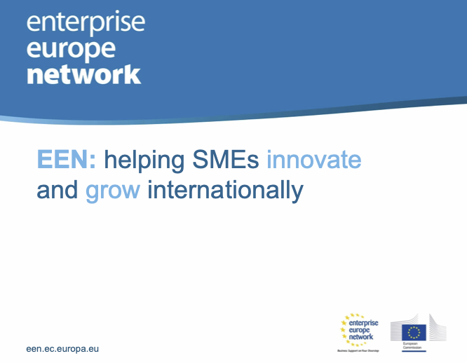 Call for proposals for Enterprise Europe Network for 2022 and beyond is open!