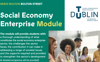 TU Dublin: Social Economy Enterprise Development module
