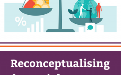 Reconceptualising the Social Economy – SSIR