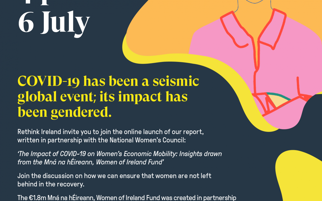 Mná na hÉireann, Women of Ireland Fund Report Launch Event