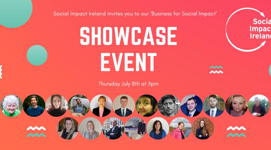 Social Impact Ireland Showcase Event