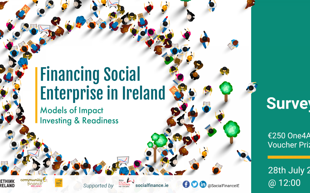 SocialFinance.ie Survey Launched! Closing date 28th July 2021