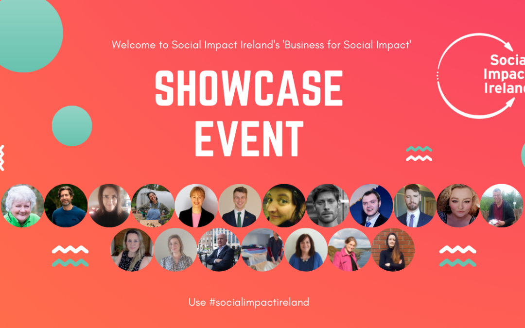 Social Impact Ireland: Incubator Showcase Event