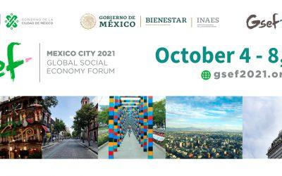 5th Global Social Economy Forum GSEF2021 Mexico City