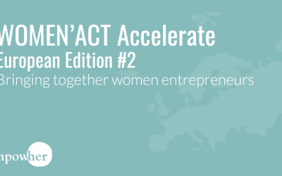 Empow/Her: We are looking for oustanding women changemakers to join the second european edition!