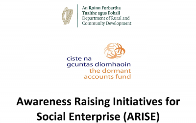 Awareness Raising Initiatives for Social Enterprise (ARISE) Scheme 2021