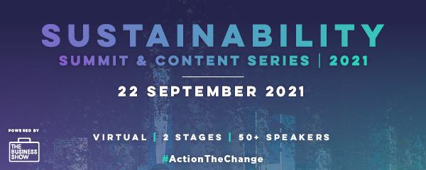 The Sustainability Summit 2021 Agenda is Live!