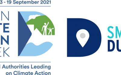Smart Dublin at Dublin Climate Action Week 2021