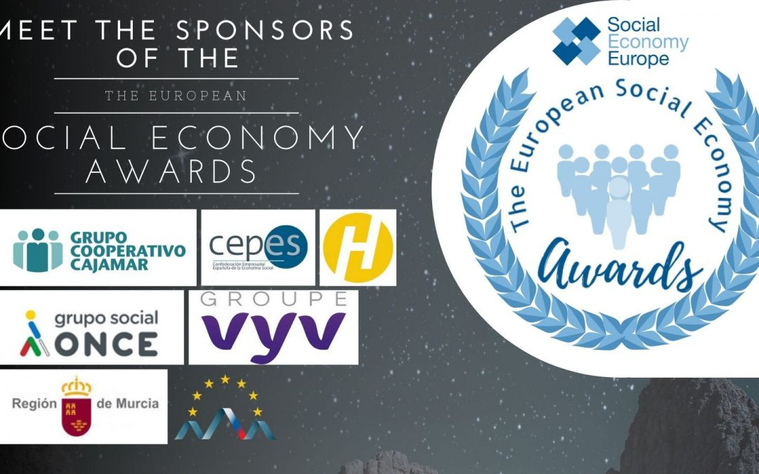 12/10 Social Economy Awards hybrid Ceremony from Ljubljana Meet the TOP 10 Applications for each category!
