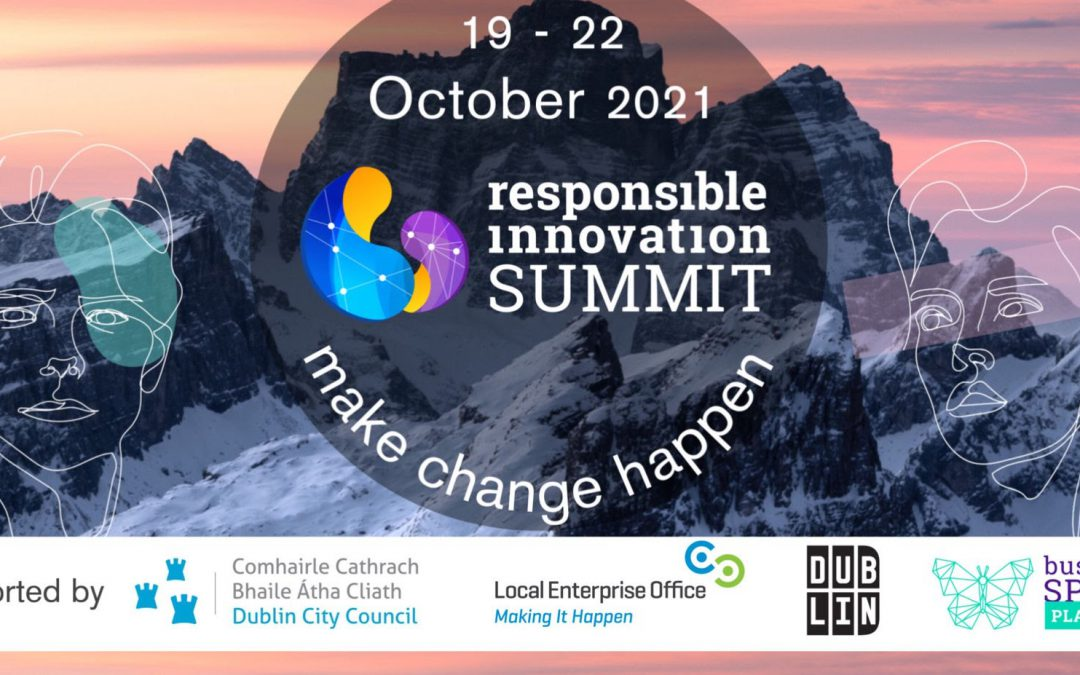 Responsible Innovation Summit 5th Edition! 19th to 22nd October 2021
