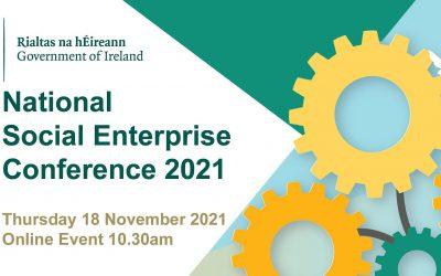 National Social Enterprise Conference 2021 November 18th