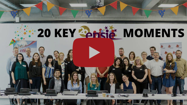 ENSIE 20th Anniversary Event Brussels